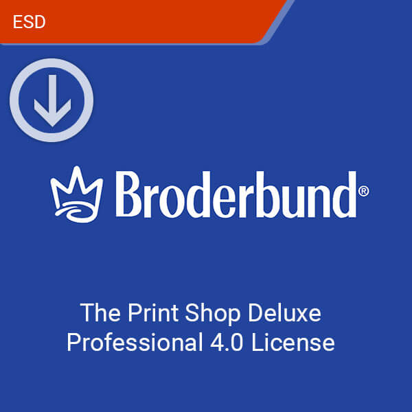 The Print Shop Deluxe Professional 40 License-esd