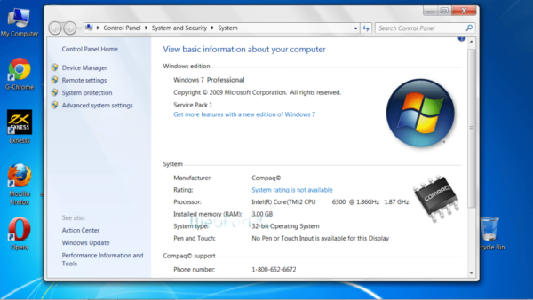windows 7 pro license key