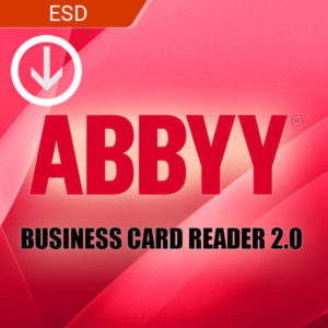 abbyy businessscard reader