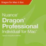 Dragon for Mac 6 Box
