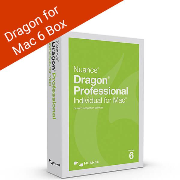 Dragon for Mac 6 Box-2