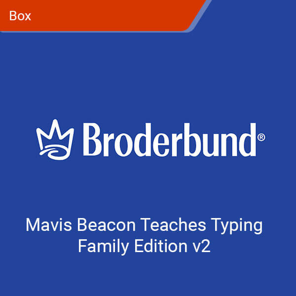 Buy Broderbund Mavis Beacon Teaches Typing