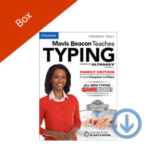 Buy Mavis Beacon Teaches Typing Family Edition
