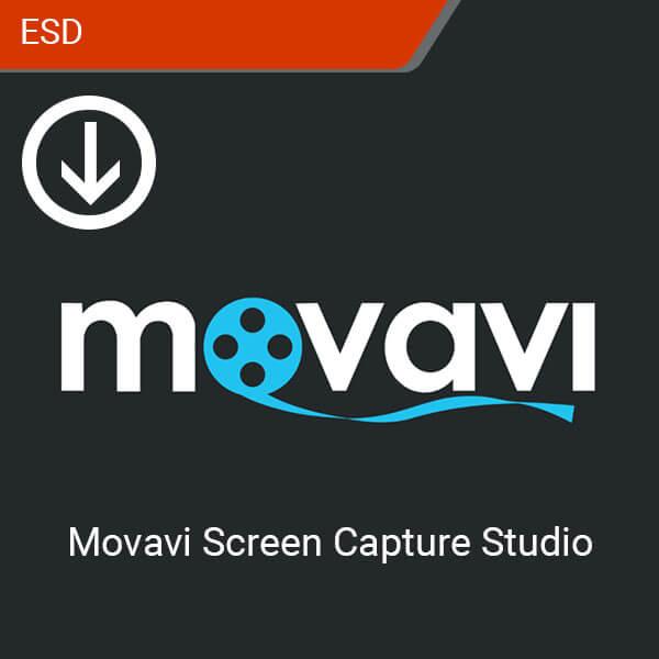 Movavi Screen Capture Studio-esd