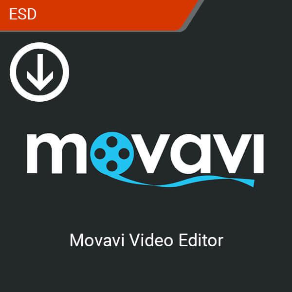 Movavi Video Editor-esd