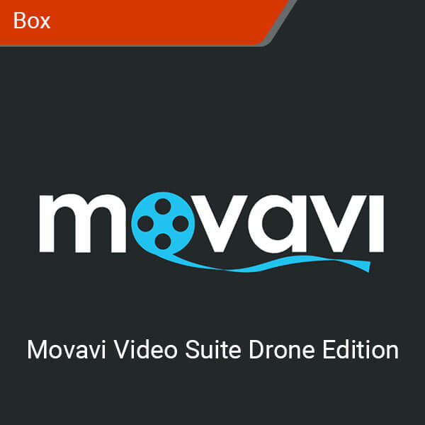 Movavi Video Suite Drone Edition-box