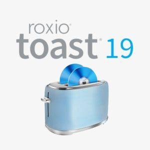 Roxio Toast Titanium 19 for MAC