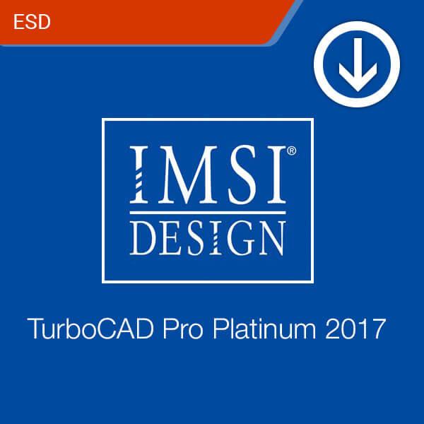 TurboCAD Pro Platinum 2017-esd