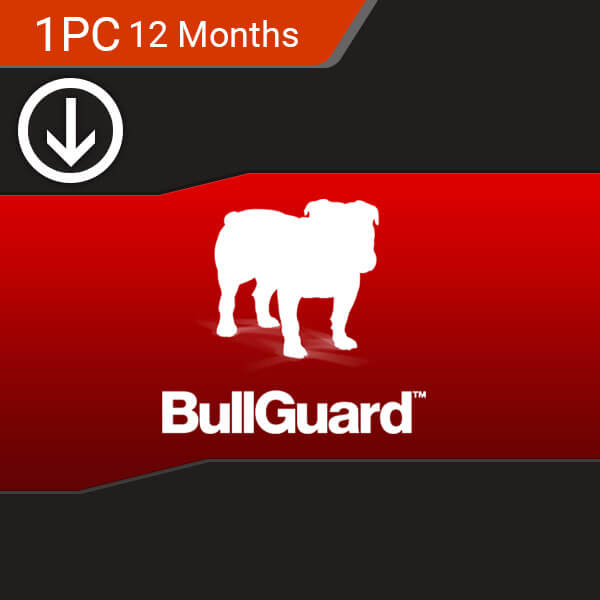 Bullguard Internet Security 12 months