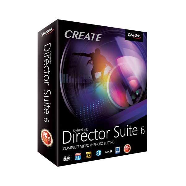 CyberLink-Director-Suite-6-Box