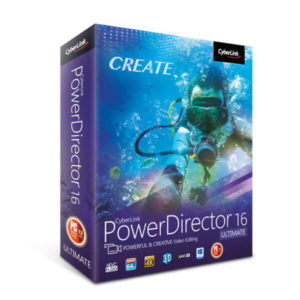 cyberlink power director 16