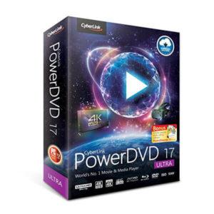 cyberlink power dvd 17 ultra