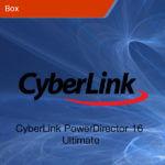 CyberLink PowerDirector 16 Ultimate-box