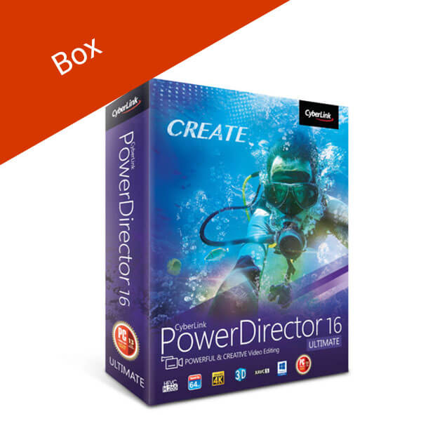 CyberLink PowerDirector 16 Ultimate-box-2