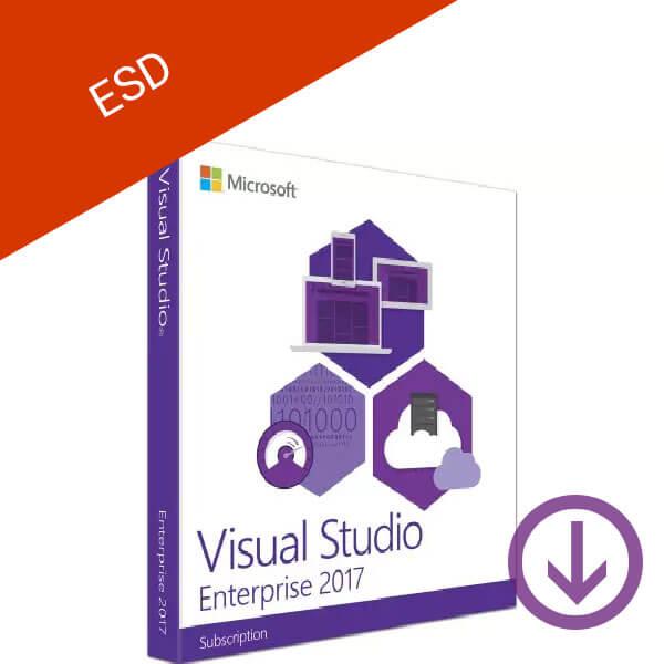 Visual Studio Enterprise 2017-esd-2