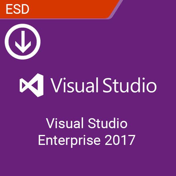 Visual Studio Enterprise 2017-esd