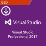Visual Studio Professional 2017-esd