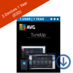 AVG PC TuneUp 2017 3 Devices 1 Year License-2