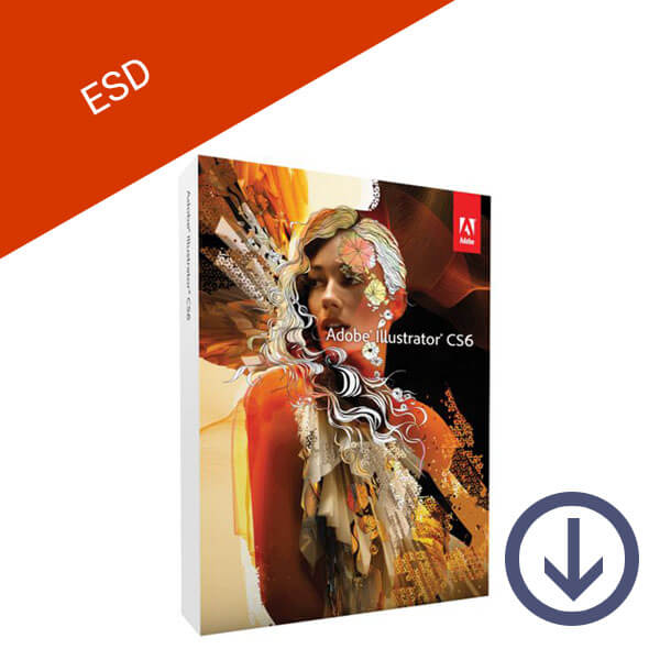Adobe Illustrator CS6 Full version Lifetime License Code-esd-2
