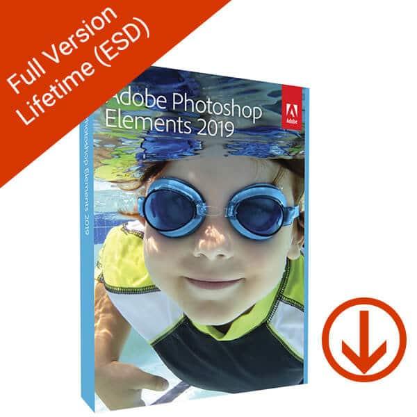 Adobe Photoshop Elements 2019 – 2