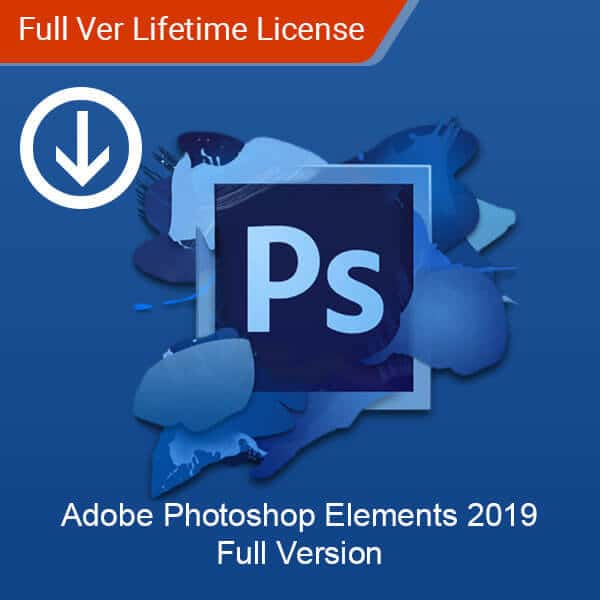 Adobe Photoshop Elements 2019 Full Version