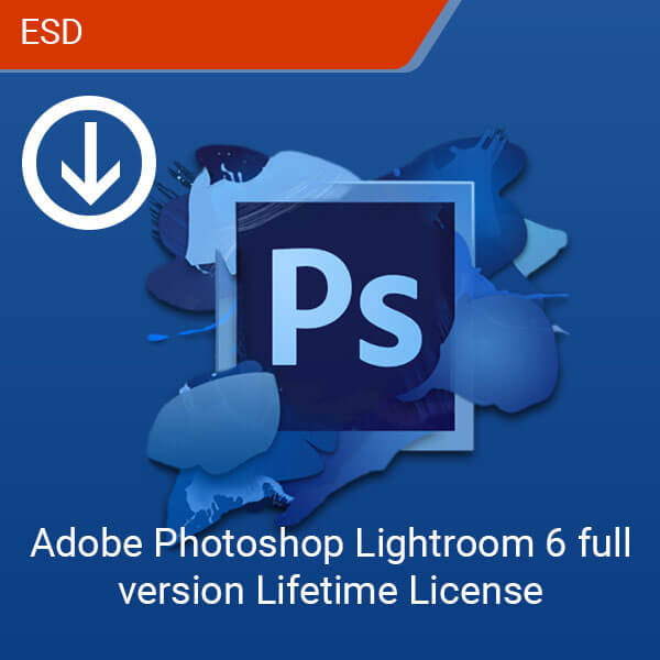 Adobe Photoshop Lightroom 6 full version Lifetime License