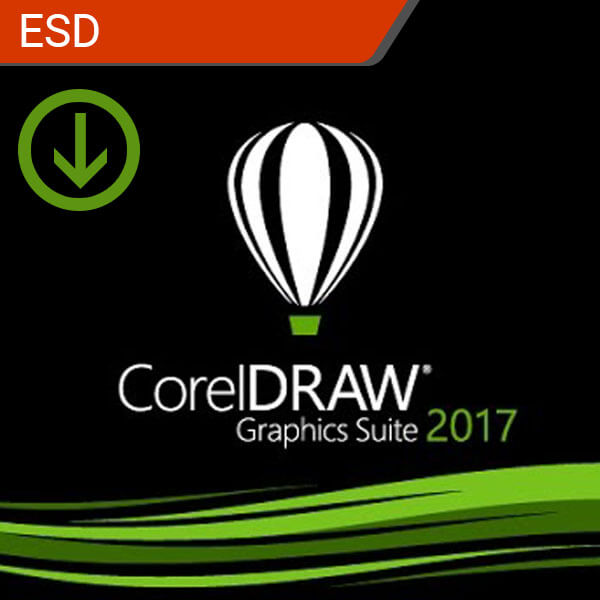 CorelDRAW Graphics Suite 2017-esd