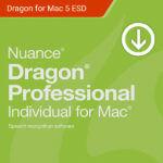 Dragon for Mac 5 ESD