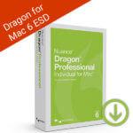 Dragon for Mac 6 ESD-2