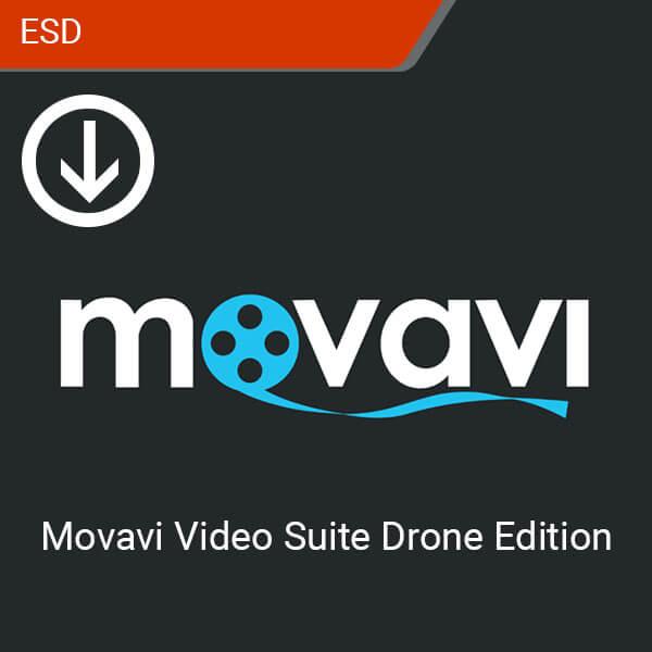 Movavi Video Suite Drone Edition-esd