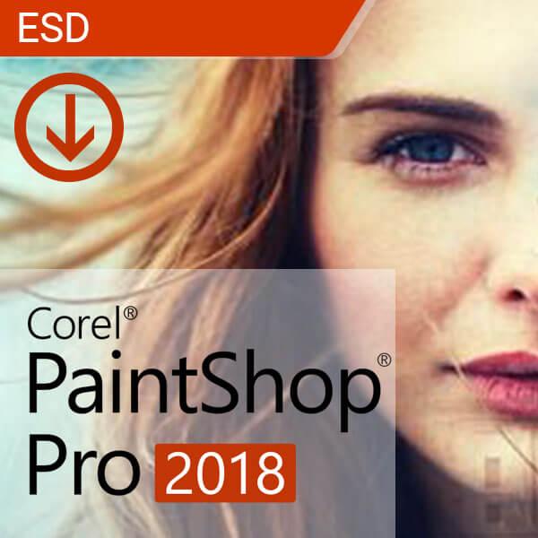 PaintShop Pro 2018-esd