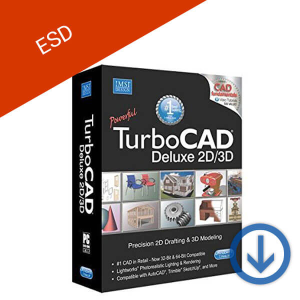 TurboCAD Deluxe 2017-esd-2