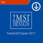 TurboCAD Expert 2017-esd