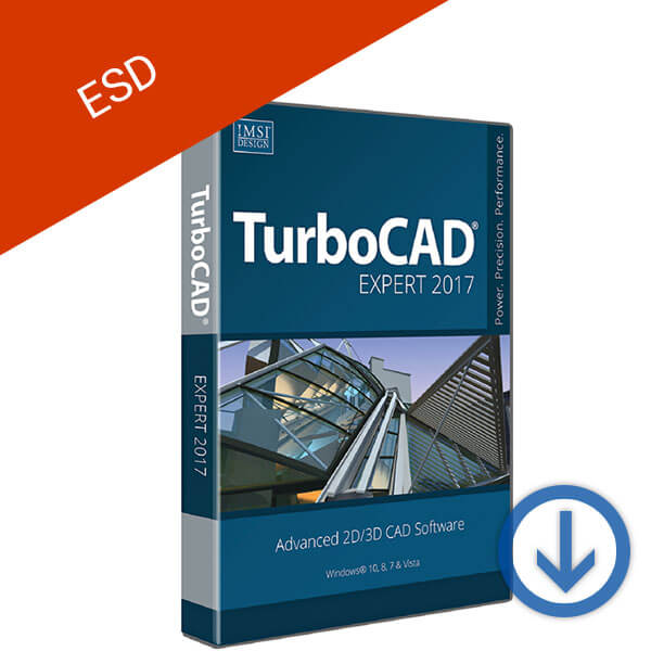 TurboCAD Expert 2017-esd-2