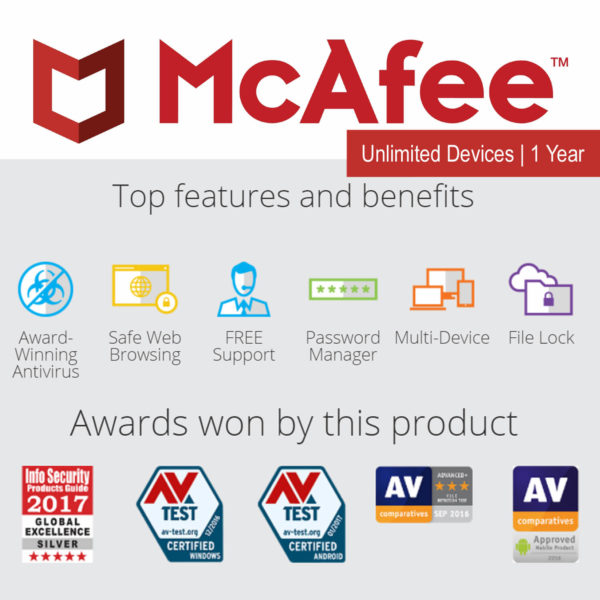 McAfee Internet Security 1
