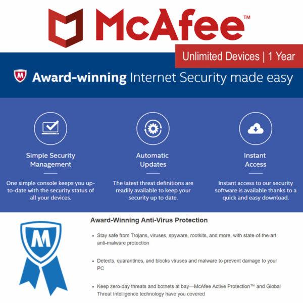 McAfee Internet Security 7