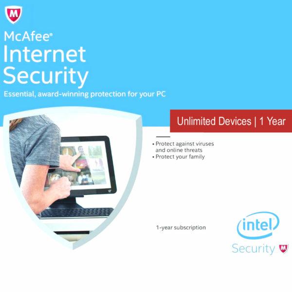 McAfee Internet Security last