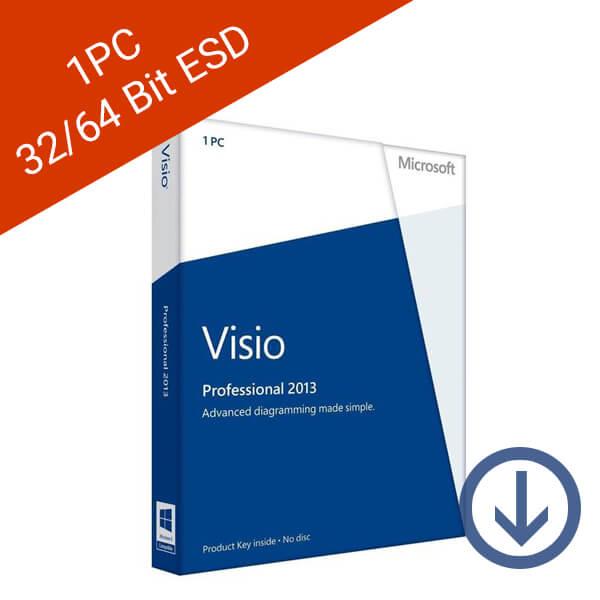Microsoft Visio 2013 Professional-esd-2