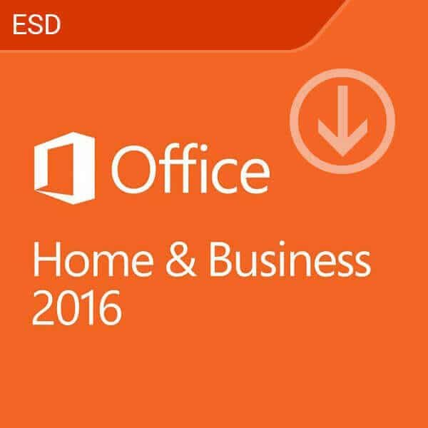 Microsoft Office Home and Business 2016 Windows ESD