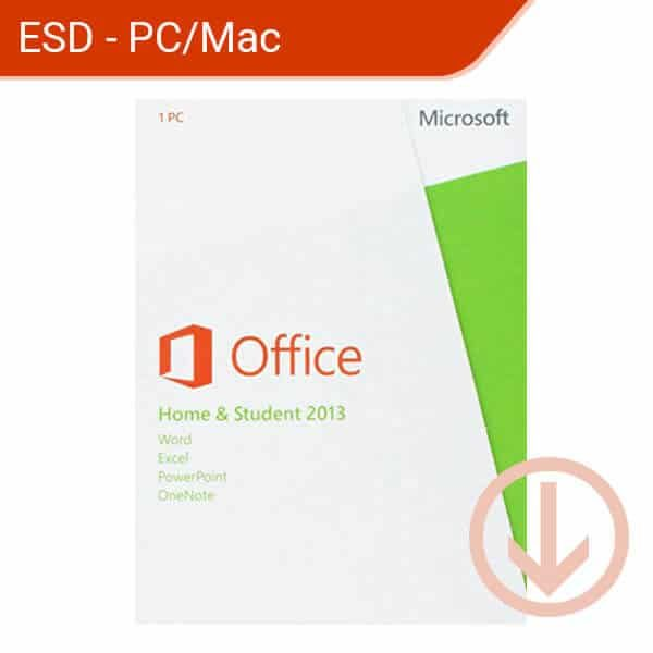 Microsoft Office Home and Student 2013-1