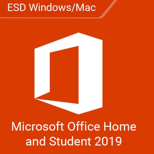 Microsoft Office Home and Student 2019-cover