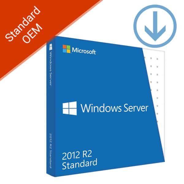 Win-Server-2012-R2-Standard OEM-2