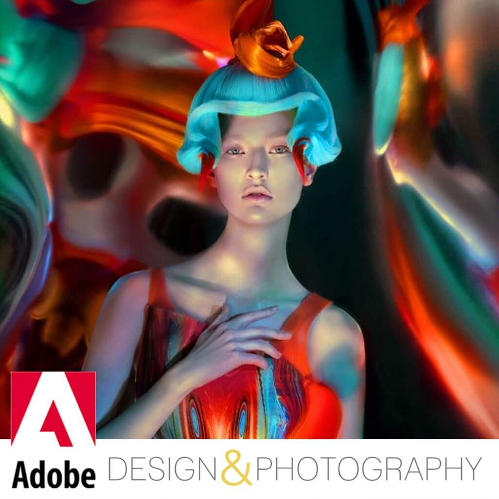 Adobe Design & Photography