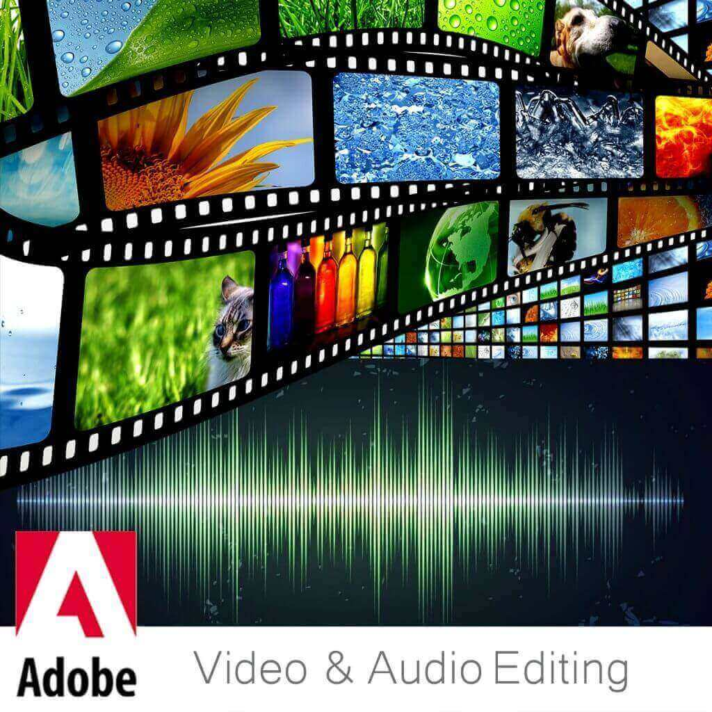 Adobe Video & Audio