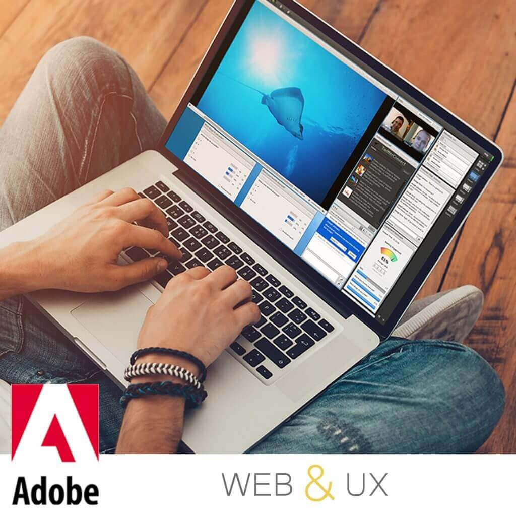 Adobe Web & UX
