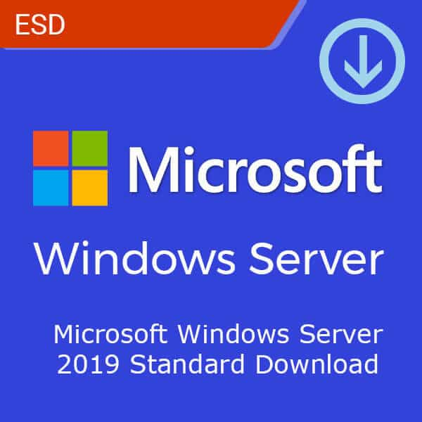 Microsoft Windows Server 2019 Standard Download