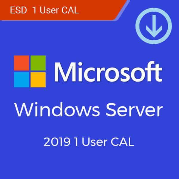 Windows Server 2019 1 CAL-1