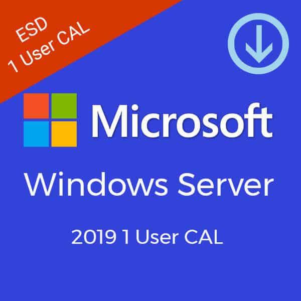 Windows Server 2019 1 CAL-2