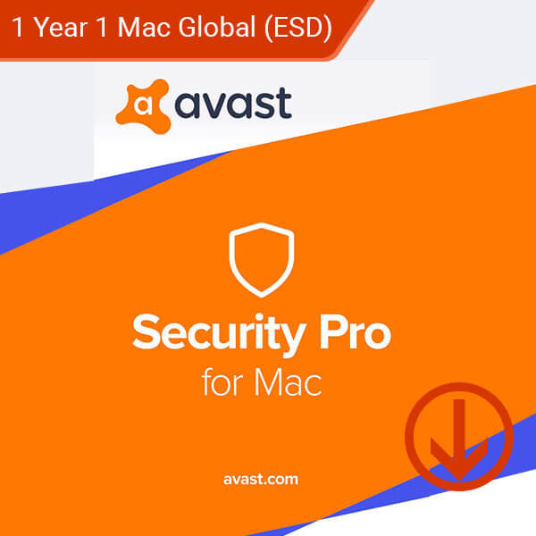 antivirus security pro mac 1 Year 1 Mac Global – 1