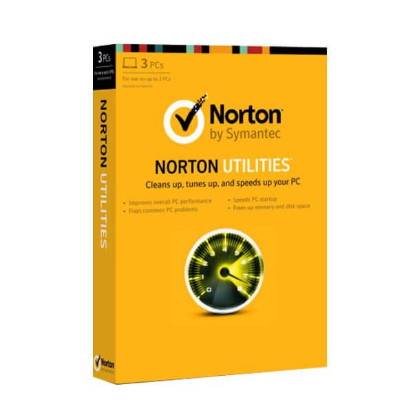 Norton Utilities Lifetime 3 PC – box
